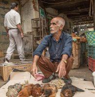 تصاویری از بازار سنتی رشت