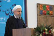 توسعه ارتباطات ریلی با همسایگان نشانه ای از شکست تحریم ایران است/ وزیر راه تا سال ۹۹ خط ریلی را به بندر کاسپین برساند