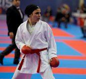 وضعیت بانوی کاراته کار گیلانی پس از منتفی شدن حضور قطعی اش در المپیک