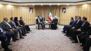 آماده توسعه همکاری با عراق برای مبارزه با تروریسم هستیم