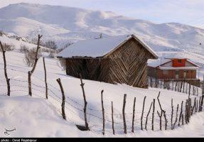 زمستان زیبای دیلمان