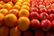 خطر فساد حداقل ۲۰ هزار تن سیب و پرتقال در هر استان