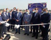 پروژههای توسعهای فرودگاه بین المللی سردارجنگل رشت افتتاح شد