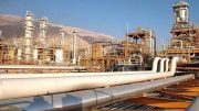 آخرین سکوی فاز ۱۴ پارس جنوبی به آب انداخته میشود