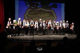 گزارش تصویری اختتامیه ششمین جشنواره «هفت»